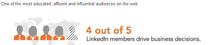 201403 LinkedinUsers Decision makers and Influencers