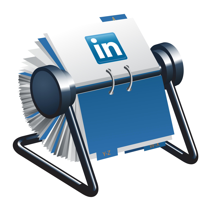 Linkedin Carnet adresses