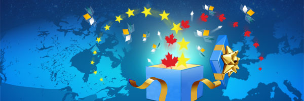 Mobilité internationale Europe-Canada France-Québec Kennedy Garceau Bonne Annee 2014